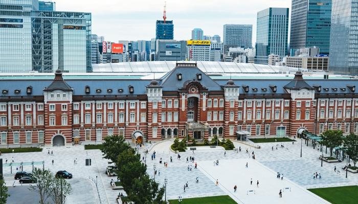 東京駅・皇居周辺のイメージ